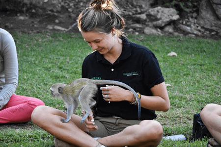 Primate Conservation and Wildlife Sanctuary Programme