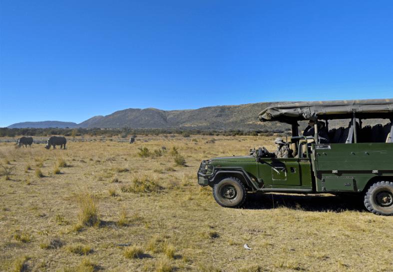 Anti-poaching unit