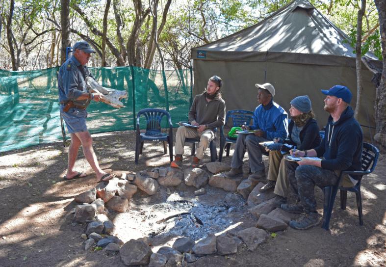 Learning anti-poaching theory