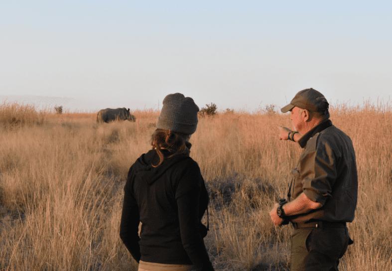 anti-poaching training