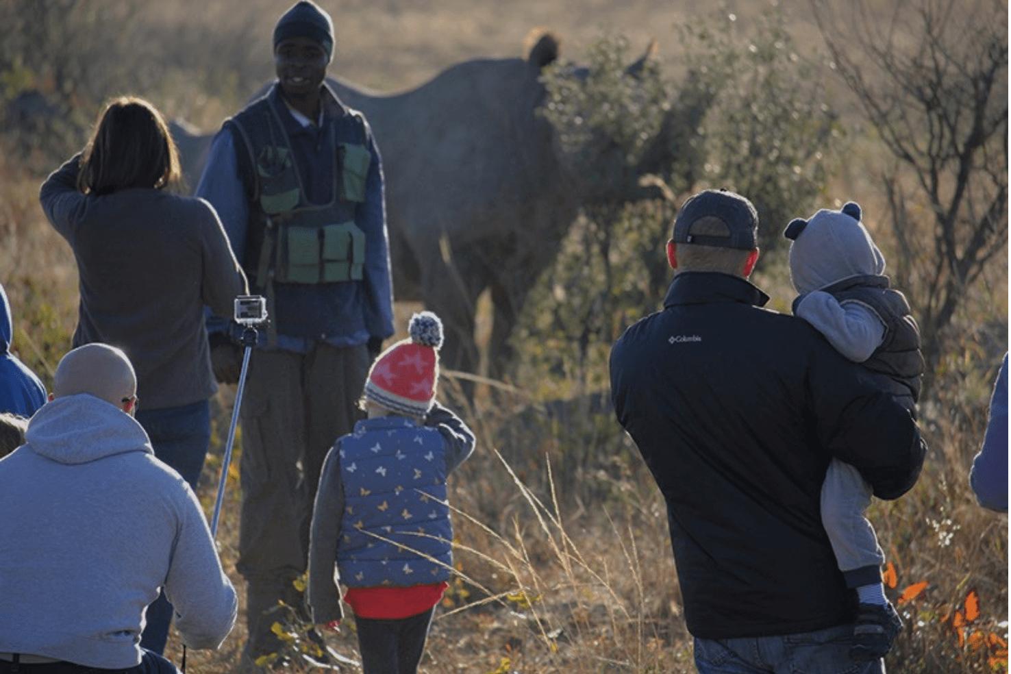 Family volunteer programmes in Zimbabwe