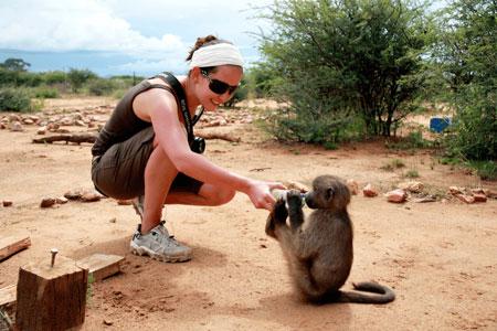 Namibia Wildlife sanctuary Programme for under 18s