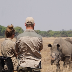 Our partners - rhino conservation