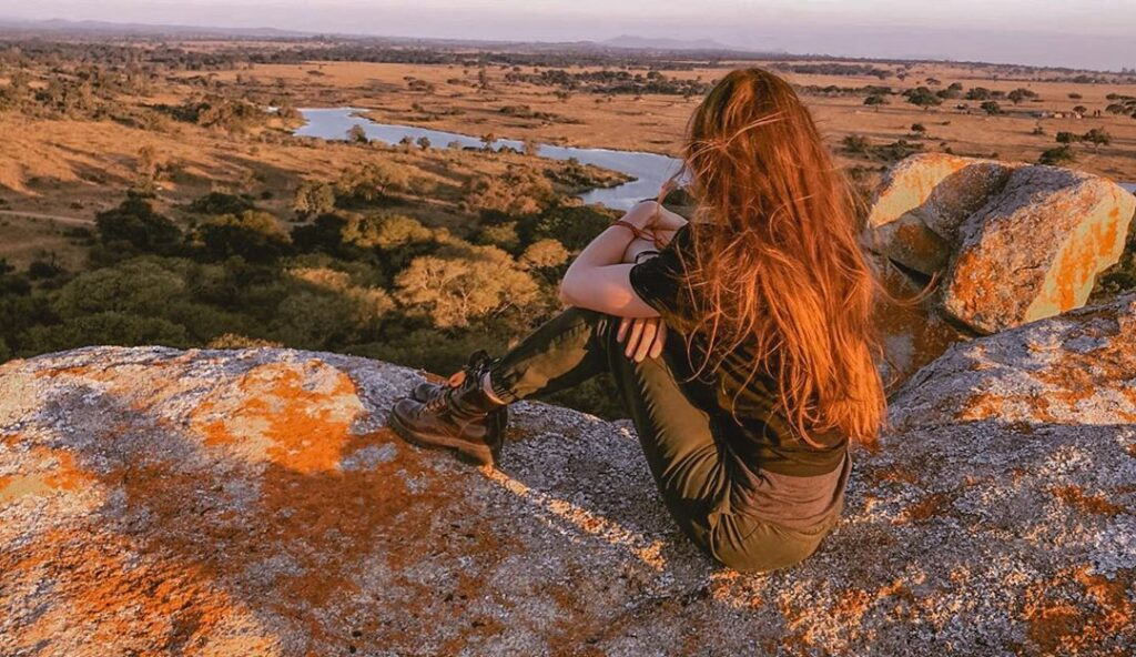 Solo female travel in Africa