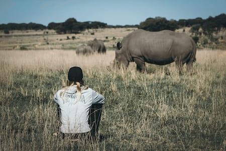 Rhino and Elephant Conservation Programme Zimbabwe